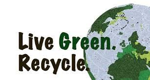 Live Green - Recycle