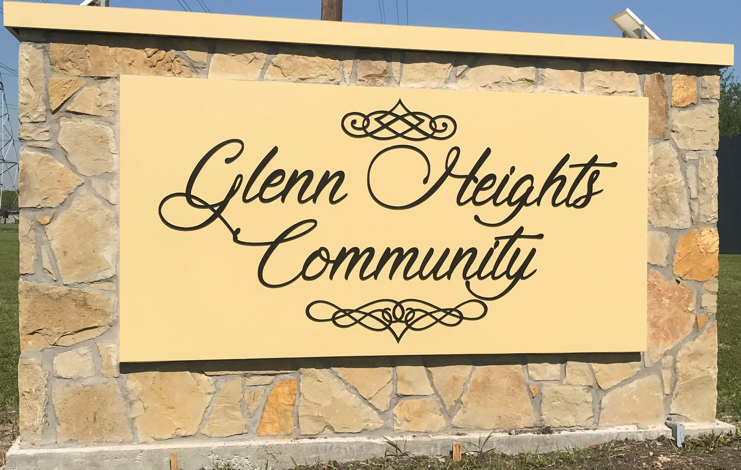 GH Community Sign