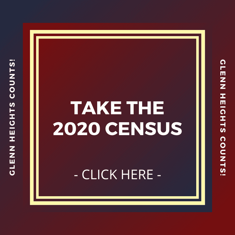 Take the Census Button Opens in new window
