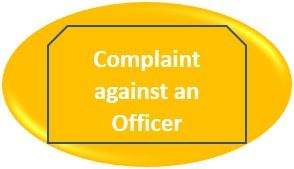 Email Us About Complaints Against an Officer