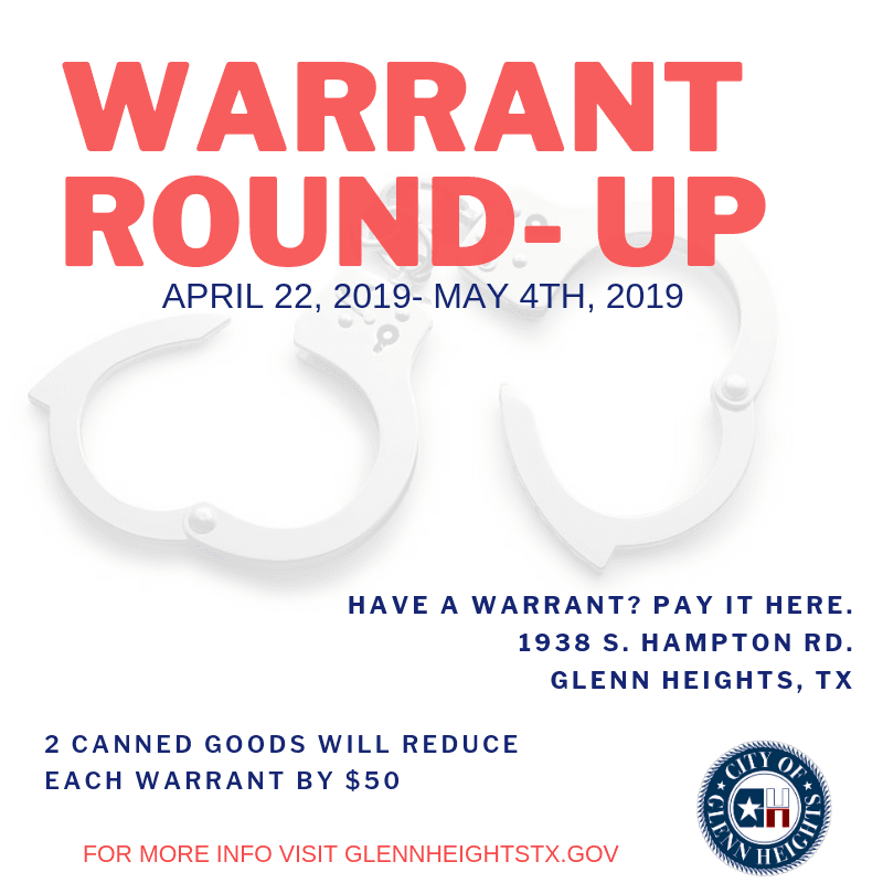 Warrant Round-Up Flyer (JPG) Opens in new window